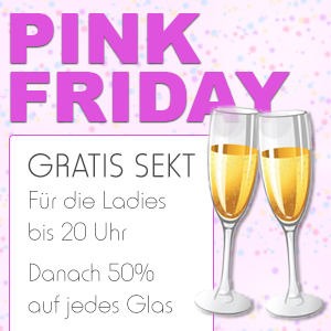 Pink Friday im La Fumée - Ladies night